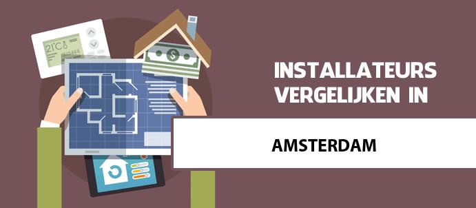 pelletkachel installateurs in amsterdam