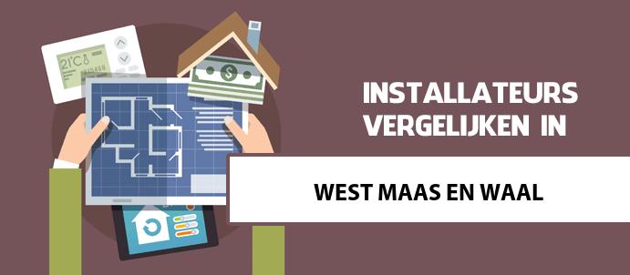 pelletkachel installateurs in west-maas-en-waal